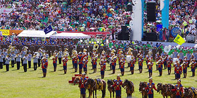 National Holiday- Naadam festival tour